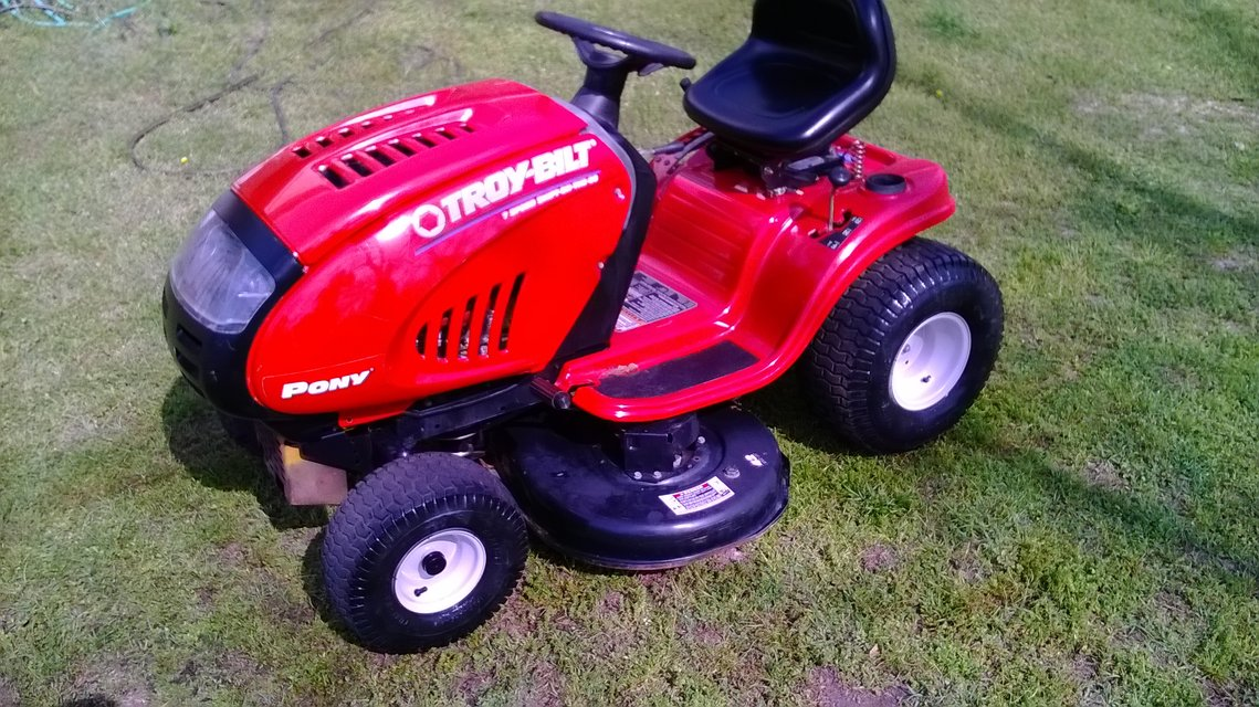 Gt gt gt gt gt new 22 hp riding mowerlt lt lt lt lt
